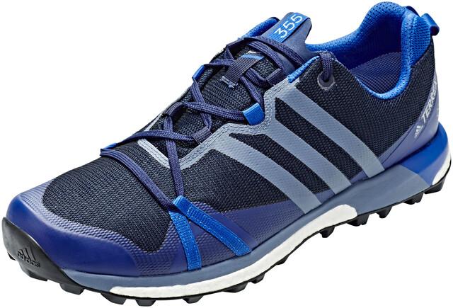 Men's Terrex Trailcross Protect blue beauty UK 6